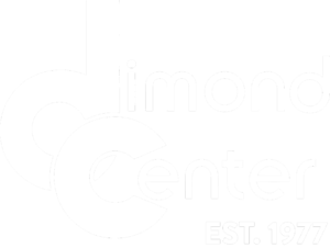 Dimond Center Logo, Established 1977